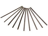 Faithfull FAIJHB - Junior Hacksaw Blades 150mm (6in) 32tpi (10 Packs of 10 Blades)