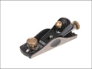 Faithfull FAIPLANE6012 - No.60 1/2 Block Plane in a Wooden Box