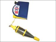 Faithfull FAIPLUMBAUTO - Plumb-Auto Automatic Plumbline 400g (14oz)