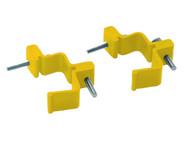 Faithfull FAIPROEXTST - External Building Profile Stabilisers (Pack of 2)