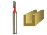 Faithfull FAIRB21 - Router Bit TCT Two Flute 4.0mm x 11mm 1/4in Shank