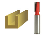 Faithfull FAIRB220 - Router Bit TCT Two Flute 10.0mm x 19mm 1/2in Shank
