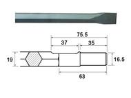 Faithfull FAIRYOC380 - Chisel 380mm Ryobi / Bosch Shank