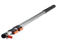 Faithfull FAISAMPOLE - Samurai Telescopic Pole Only 1.8M - 5M