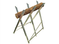 Faithfull FAISAWHORSE - Saw Horse Folding Trestle Galvanised