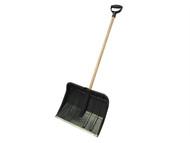 Faithfull FAISNOWHD - Heavy-Duty Plastic Snow Shovel Cw Handle