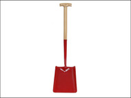 Faithfull FAISSS2T - Solid Socket Shovel Square No.2 T