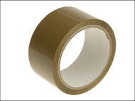 Faithfull FAITAPEPAR - Parcel Tape 48mm x 50m Brown