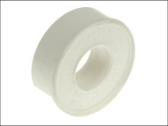 Faithfull FAITAPEPTF10 - P.T.F.E Tape 12mm X 12m White (Pack 10)