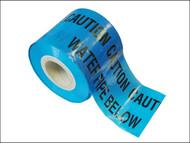 Faithfull FAITAPEUWAT - Warning Tape 365m Water