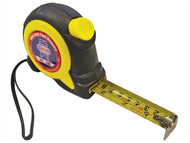 Faithfull FAITM825 - Auto-Lock Tape Measure 8m/26ft (Width 25mm)