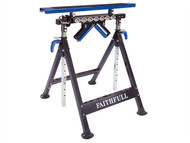 Faithfull FAIWB41 - 4in1 Roller Stand & Trestle