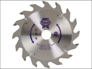 Faithfull FAIZ14016 - Circular Saw Blade 140 x 20mm x 16T Fast Rip