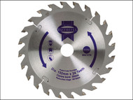 Faithfull FAIZ15224 - Circular Saw Blade 152 x 20mm x 24T Fast Rip