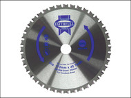 Faithfull FAIZ17340C - Trim Saw Blade 173 x 20mm x 40T General-Purpose