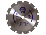 Faithfull FAIZ18414N - Circular Saw Blade 184 x 16mm x 14T Nail Cutting NEG