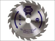 Faithfull FAIZ23020 - Circular Saw Blade TCT 230 x 30mm x 20T Fast Rip