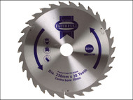 Faithfull FAIZ23030 - Circular Saw Blade TCT 230 x 30mm x 30T General-Purpose