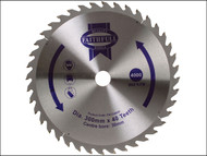Faithfull FAIZ30040 - Circular Saw Blade 300 x 30mm x 40T Fine Cross Cut