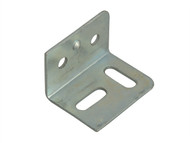 Forge FGEBRASTR38 - Stretcher Plates Zinc Plated 38mm Pack of 10
