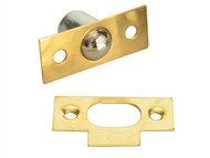 Forge FGECATCHBALE - Bales Catch - Brass Finish Pack of 2