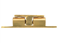 Forge FGECATCHBALL - Double Ball Catch - Brass Finish Pack of 2