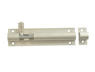Forge FGEDBLTAL4 - Door Bolt - Aluminium 100mm (4in)