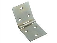 Forge FGEHNGBFZP50 - Backflap Hinge Zinc Plated 50mm (2in) Pack of 2