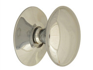 Forge FGEKNOBVCH30 - Cupboard Knobs - Chrome Finish 30mm Pack of 5