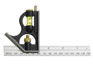 Fisher FIS411 - F411ME Combination Square with Aluminium Blade 150mm (6in)