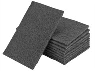 Flexipads World Class FLE34010 - Hand Pads Grey Very Fine 150 x 223mm (10)