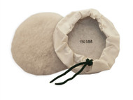 Flexipads World Class FLE40110 - All Wool Bonnet 150mm / 6in