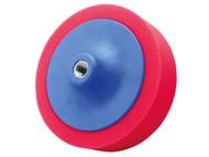 Flexipads World Class FLE44430 - Red Polishing Foam 150mm x 50mm 5/8 UNC
