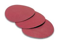 Flexipads World Class FLE48405 - Abrasive Disc 25mm P60 VELCRO Brand