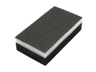 Flexipads World Class FLE56005 - Hand Sanding Block Double Sided Medium/Soft 70 x 125mm