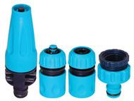 Flopro FLO70300071 - Flopro Hose Connector Starter Set 12.5 - 19mm (1/2 - 3/4in)
