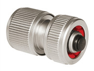 Flopro FLO70300166 - Flopro Elite Water Stop Hose Connector 12.5mm (1/2in)