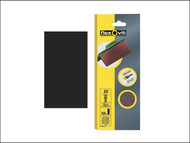 Flexovit FLV26327 - 1/2 Sanding Sheets Orbital 115 x 280mm Plain Medium 80g (10)