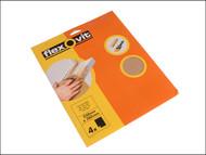 Flexovit FLV26538 - Glasspaper Sanding Sheets 230 x 280mm Medium 80g (15)