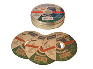 Flexovit FLV36871 - Multi-Purpose Discs 115 x 22mm Pack of 10