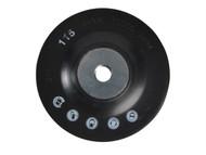 Flexovit FLV56838 - Backing Pad For Fibre & Semi Flexible Discs 125 x 22mm