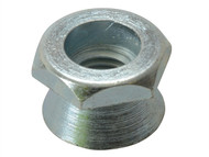 Forgefix FORSHNT8B - Shear Nut Zinc Plated M8 Blister of 2