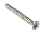 Forgefix FORSTCK1128Z - Self-Tapping Screw Pozi CSK ZP 1.1/2 x 8 Box 200
