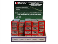 Forgefix FORTXFCTD2 - TorxFast Decking Screw 50-70mm Dispaly With 45 Boxes