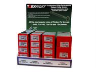 Forgefix FORTXFCTD3 - Torxfast Timberfix 65-200Mm 28Boxes Ctd