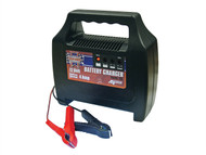 Faithfull Power Plus FPPAUBC4AMP - Battery Charger 20-65ah 4 Amp