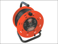 Faithfull Power Plus FPPCR50M - Cable Reel 50 Metre 13 Amp 240 Volt