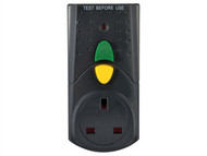 Faithfull Power Plus FPPRCD - RCD Adaptor (Circuit Breaker)