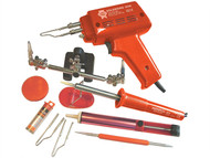 Faithfull Power Plus FPPSGKP - SGKP Soldering Gun 100 Watt & Iron Kit 30 Watt 240 Volt
