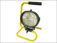 Faithfull Power Plus FPPSL500CP - Portable Sitelight 500 Watt 240 Volt